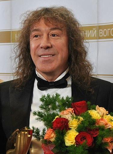 С юбилеем, Владимир КУЗЬМИН!
